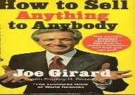 [+]The best book of the month How to Sell Anything to Anybody [PDF]