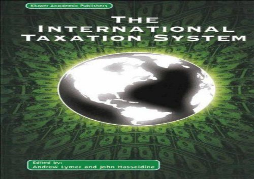 [+]The best book of the month The International Taxation System  [FREE]