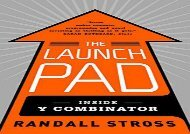 [+]The best book of the month The Launch Pad: Inside y Combinator [PDF]