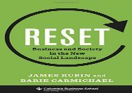 [+]The best book of the month Reset: Business and Society in the New Social Landscape (Columbia Business School Publishing)  [NEWS]