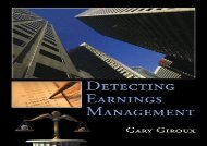 [+]The best book of the month Detecting Earnings Management [PDF]