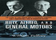 [+]The best book of the month Billy, Alfred, and General Motors: The Story of Two Unique Men, a Legendary Company, and a Remarkable Time in American History  [NEWS]