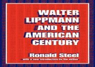 [+][PDF] TOP TREND Walter Lippmann and the American Century  [DOWNLOAD]