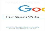 [+]The best book of the month How Google Works  [DOWNLOAD]