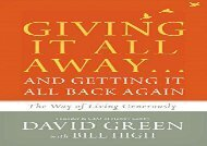 [+]The best book of the month Giving It All Awayand Getting It All Back Again  [FREE]