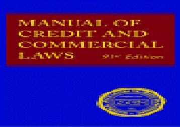 [+][PDF] TOP TREND Manual of Credit and Commercial Laws (Manual of Credit   Commercial Laws)  [DOWNLOAD]