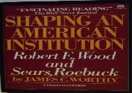 [+]The best book of the month Shaping An American Institution  [FULL]