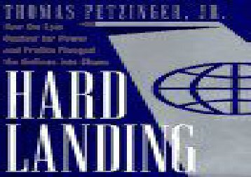 [+]The best book of the month Hard Landing: The Epic Contest for Power and: Profits That Plunged the Airlines Into Chaos  [READ]