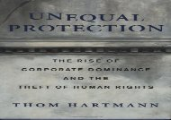 [+]The best book of the month Unequal Protection: The Rise of Corporate Dominance and the Theft of Human Dignity  [FULL]