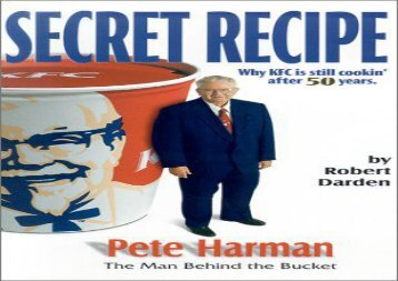 [+]The best book of the month Secret Recipe  [DOWNLOAD]