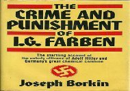 [+][PDF] TOP TREND The Crime and Punishment of I. G. Farben [PDF]