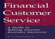 [+][PDF] TOP TREND Financial Customer Service: A Guide to Making Smarter Money Decisions  [FULL]
