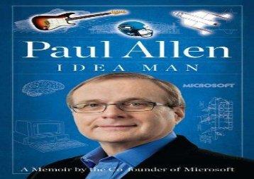[+][PDF] TOP TREND Idea Man: A Memoir by the Cofounder of Microsoft [PDF]