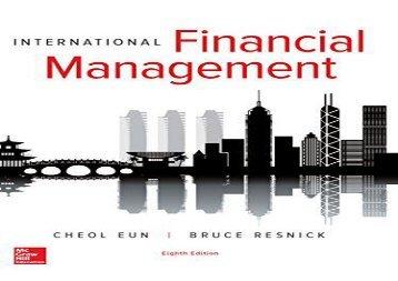 Management international pdf financial