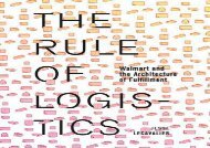 [+]The best book of the month The Rule of Logistics: Walmart and the Architecture of Fulfillment  [FREE]