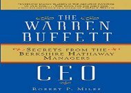 [+]The best book of the month The Warren Buffett CEO: Secrets from the Berkshire Hathaway Managers  [FREE]