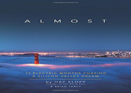 The best book of the month Almost: 12 Electric Months