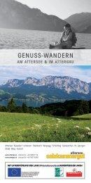 Genuss-Wandern - Attergau