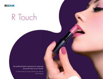 Rexam plc - R Touch brochure