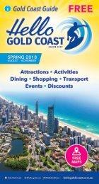 Hello Gold Coast Spring 2018 (August – November)