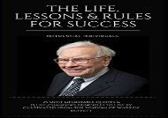 [+][PDF] TOP TREND Warren Buffett: The Life, Lessons   Rules For Success  [DOWNLOAD]