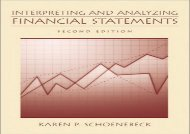 [+][PDF] TOP TREND Interpreting and Analyzing Financial Statements  [FREE]