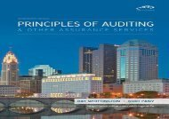 [+]The best book of the month Principles of Auditing   Assurance Services with ACL Software CD  [DOWNLOAD]