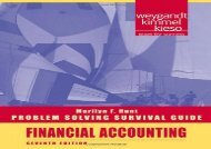 [+][PDF] TOP TREND Financial Accounting: Problem Solving Survival Guide  [DOWNLOAD]