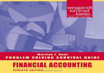 Pdf Top Trend Research Solutions To The Financial Problems Of