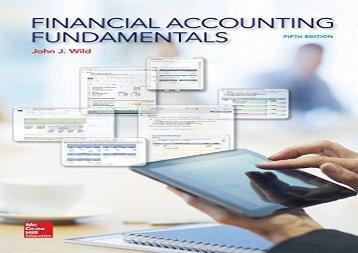 [+][PDF] TOP TREND Financial Accounting Fundamentals [PDF]
