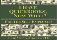 [+][PDF] TOP TREND I Have QuickBooks, Now What?: For the Self-Employed!  [DOWNLOAD]
