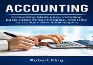 [+]The best book of the month Accounting: Accounting made easy, including basic accounting principles, and how to do your own bookkeeping!  [READ]