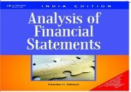[+][PDF] TOP TREND Financial Statement Analysis  [DOWNLOAD]