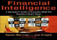 [+]The best book of the month Financial Intelligence: A Manager s Guide to Knowing What the Numbers Really Mean  [FREE]