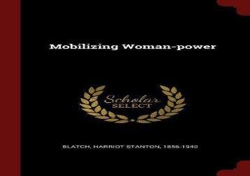 [+][PDF] TOP TREND Mobilizing Woman-power [PDF]