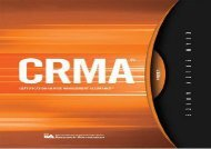 [+]The best book of the month CRMA Exam Study Guide 1st Edition [PDF]