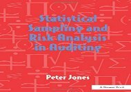 [+][PDF] TOP TREND Statistical Sampling and Risk Analysis in Auditing  [FULL]
