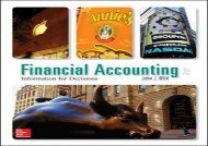 [+][PDF] TOP TREND Financial Accounting: Information for Decisions  [NEWS]