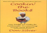 [+]The best book of the month Cookin  the Book: Say Pasta La Vista to Corporate Accounting Tricks and Fraud  [READ]