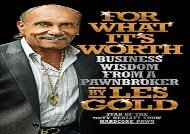[+][PDF] TOP TREND For What It s Worth: Business Wisdom from a Pawnbroker  [DOWNLOAD]