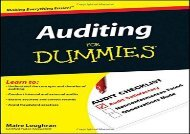 [+]The best book of the month Auditing for Dummies  [READ]
