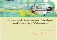 [+]The best book of the month Financial Statement Analysis and Security Valuation  [DOWNLOAD]