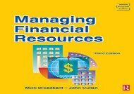 [+]The best book of the month Managing Financial Resources (CMI Diploma in Management Series)  [READ]