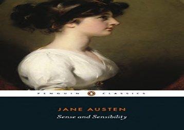 [+][PDF] TOP TREND Sense and Sensibility (Penguin Classics)  [NEWS]