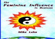 [+][PDF] TOP TREND The Feminine Influence in Business  [READ]