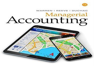 [+][PDF] TOP TREND Managerial Accounting  [DOWNLOAD]