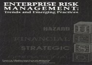 [+][PDF] TOP TREND Enterprise Risk Management: Trends and Emerging Practices  [DOWNLOAD]