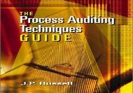 [+][PDF] TOP TREND Process Auditing Techniques: A Pocket Guide  [FREE]
