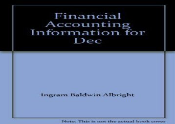 [+][PDF] TOP TREND Financial Accounting Information for Dec  [READ]