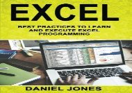 [+][PDF] TOP TREND Excel: Best Practices to Learn and Execute Excel Programming: Volume 4  [FREE]